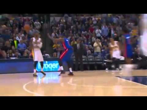 Lance Stephenson HITS Clutch 3 Pointer   Pistons vs Pacers   December 16  2013   NBA 2013 14 Season