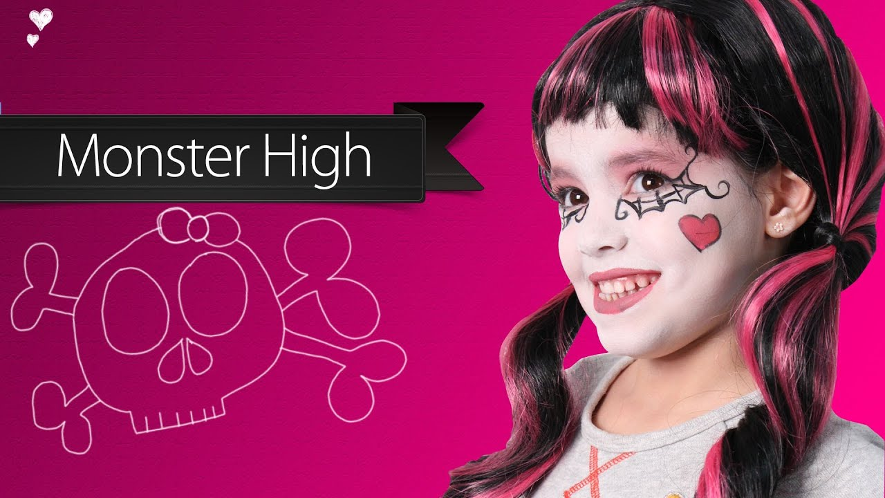 Maquillage monster high youtube - Monster high youtube ...
