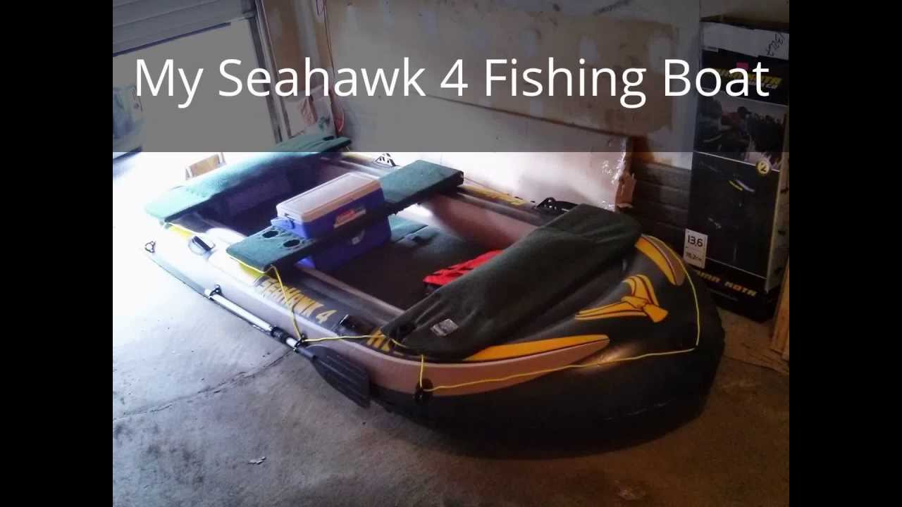 Seahawk 4 mods youtube for Seahawk 4 floor dimensions