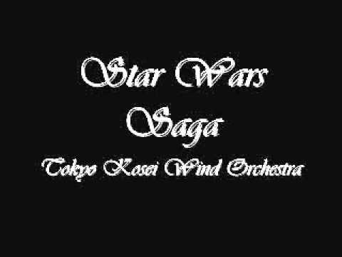 Star Wars Saga.Tokyo Kosei Wind Orchestra.