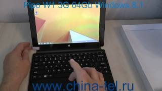 Pipo W1 3G 64Gb Windows 8.1 обзор и World Of Tanks