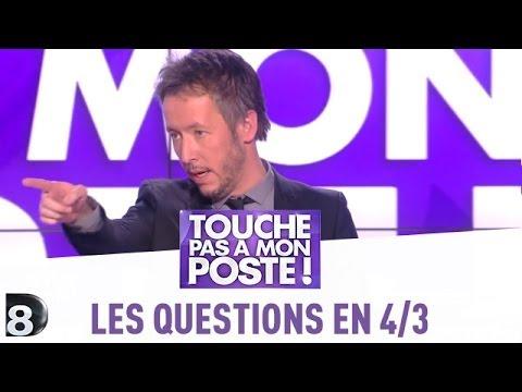 Les questions en 4/3 de Jean-Luc Lemoine -  TPMP - 15/05/2014