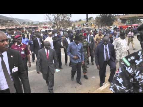 Police: Blast in Nigerian Capital Kills 71