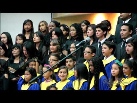 75 Aniversario Unac - Musica Especial Coro Universitario y Coro Infantil