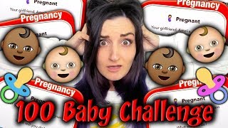 THE 100 BABY CHALLENGE ...in BitLife