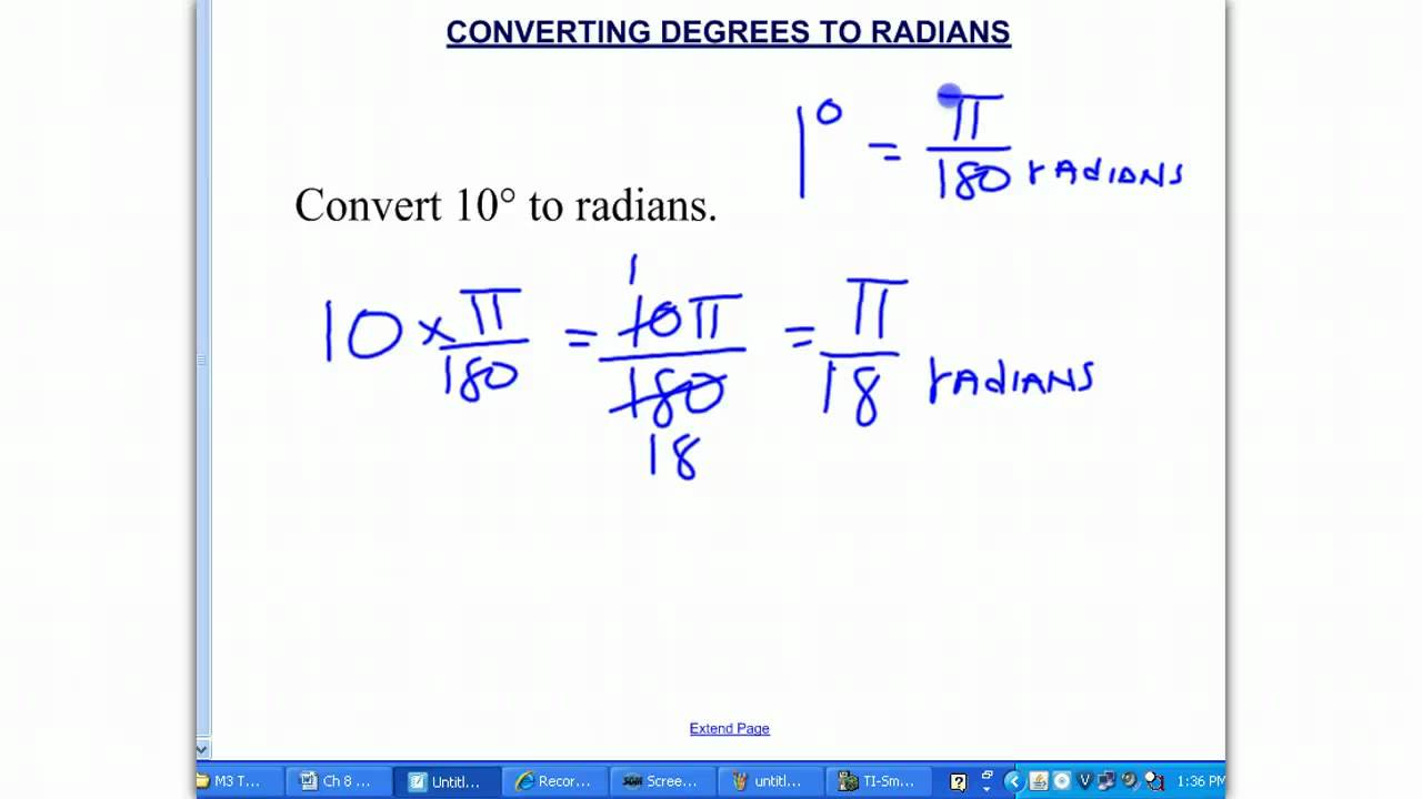mihailsubbotin182 converting degrees to radians worksheet. Black Bedroom Furniture Sets. Home Design Ideas