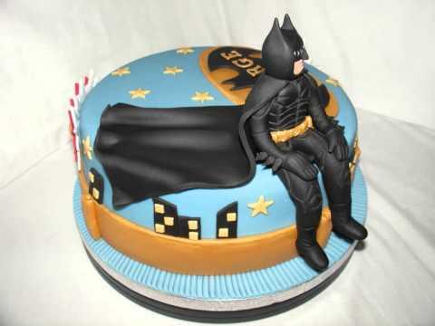 Batman Dark Knight Cake Topper