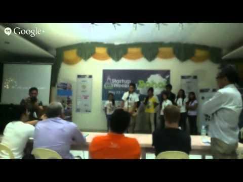 Startup Weekend Bohol 2014 Final Presentation