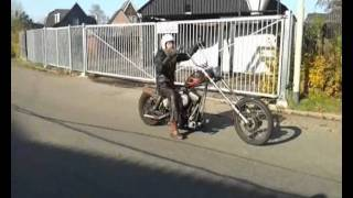 Harley Vs. Honda Fireblade
