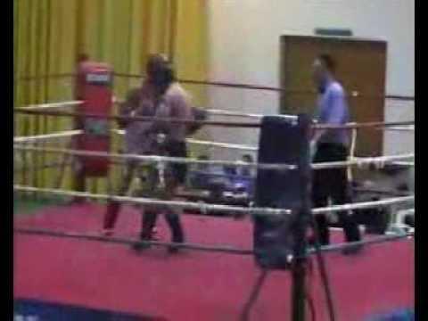 Daniel Medina Galan Muay Thai Finale