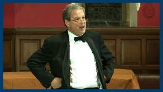 John Peet | Britain Should Stay in The EU | Oxford Union