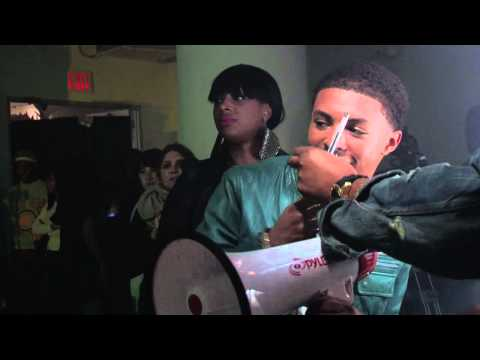 "Behind the Scenes: Diggy ""Two Up"" Video Shoot"