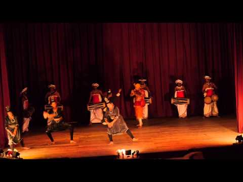 Naga Vannama (cobra) dance / Traditional Kandyan & Low country dances