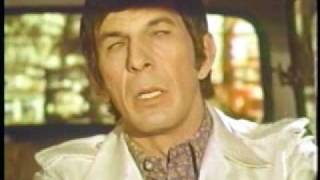 Leonard Nimoy is Baffled!