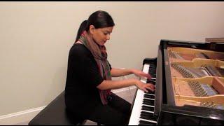 Tum Hi Ho Aashiqui 2 Piano Cover By Raashi Kulkarni