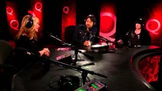 Heart's Ann & Nancy Wilson In Studio Q