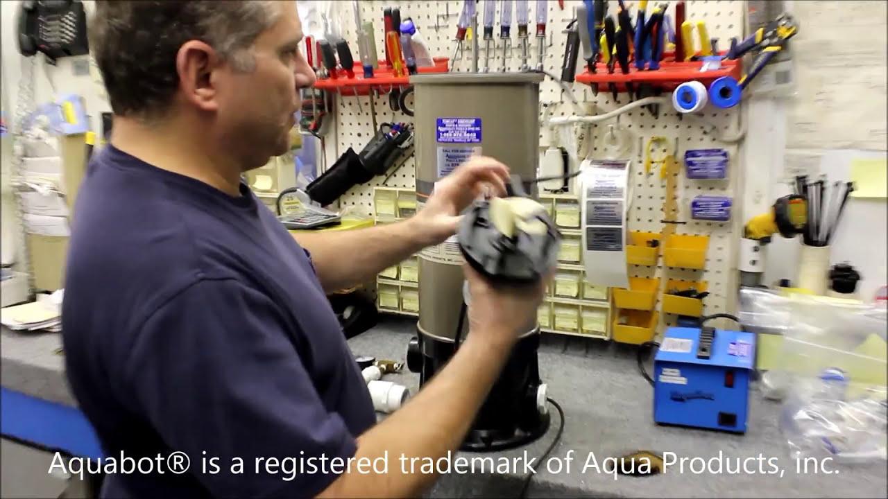 Aquabot Pump Motor Aquabot Drive Motor Dynamic Pressure