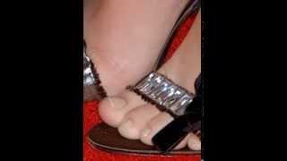 Katharine McPhee Feet & Legs (Close-Up!)