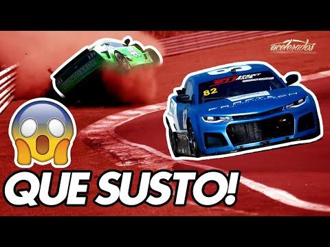 PANCA A 200 KM/H! GC e Thiago Camilo com novas cores na estreia da GT SPRINT RACE - Especial #317