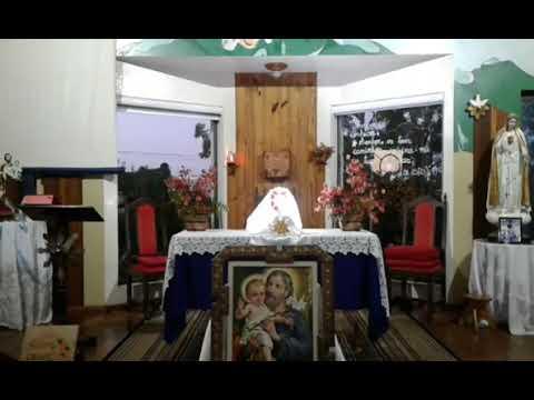 Santa Missa | 12.03.2021 | Sexta-feira | Padre José Sometti | ANSPAZ
