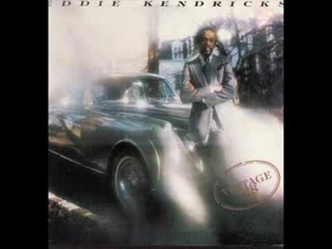 Eddie Kendricks -  I Just Want To Be The One In Your Life