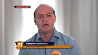 Programa de Televisão – Gerson de Moura
