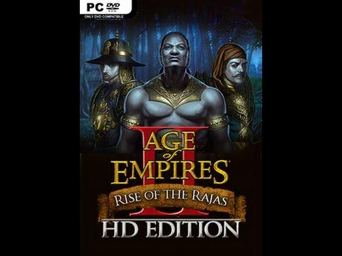 Hướng dẫn cài đặt bản cập nhật mới nhất AoE II HD: Rise of The Rajas