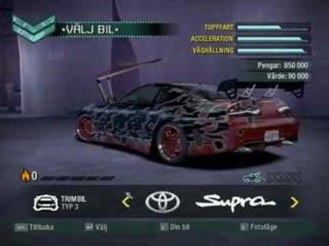 hqdefault jpgNeed For Speed Carbon Tuner Cars
