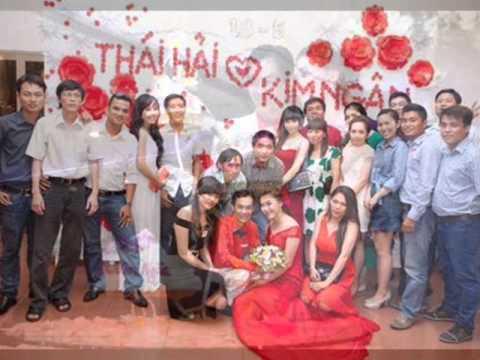 Lk Đám cưới miệt vườn - trai tài gái sắc (Thái Hải vs Kim Ngân)