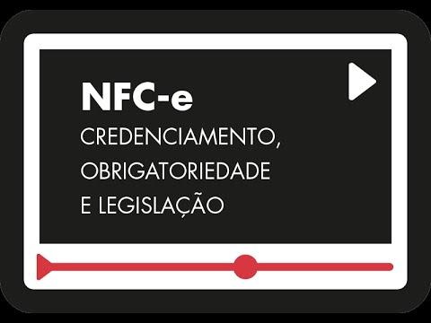Nota Fiscal Consumidor Eletrônica - NFC-e - Em breve será substituído os talões consumidor em papel