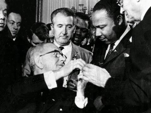 Civil Rights Act of 1964: Landmark legislation's 50th anniversary