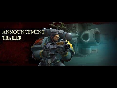 Warhammer 40,000®: Space Wolf Announcement Trailer