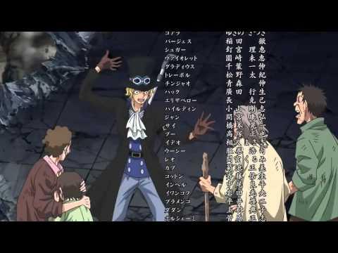 Ending One Piece Episode of Sabo