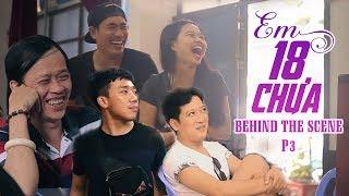 Kiều Minh Tuấn - BTS Liveshow EM 18 CHƯA P3 - Kiều Minh Tuấn, Hoài Linh, Trường Giang, Trấn Thành