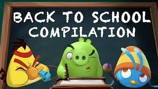 Angry Birds - Späť do školy - kompilácia