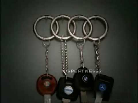 Audi banned commercial