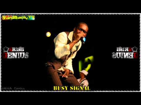 Busy Signal - Rural Guns {Dancehall Mania Riddim} July 2011