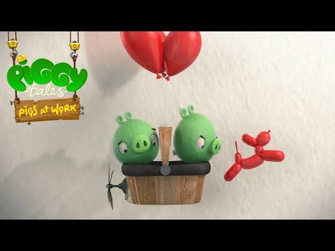 Piggy Tales - Prasat� v pr�ci - Skrutky