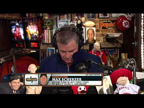 Max Scherzer on The Dan Patrick Show 11/14/13