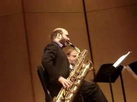 Aurelia Saxophone Quartet plays Gershwin.