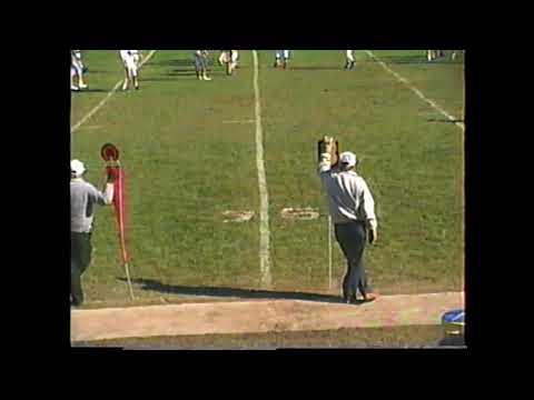 Beekmantown - Seton Catholic Football 10-20-90