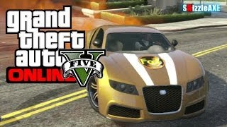 "GTA 5 Online: ""Adder"" BEST Car Customization Guide"