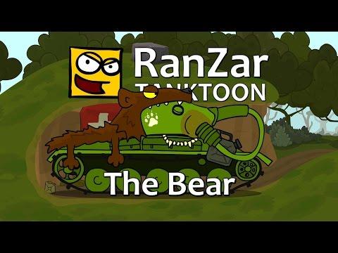 Tanktoon: Medve�