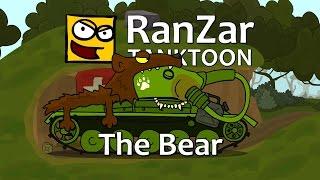 Tanktoon: Medveď