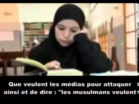 Ces musulmanes ont osé parler sans consulter BFM, Patrick Buisson, Valls... Quelle scandale !