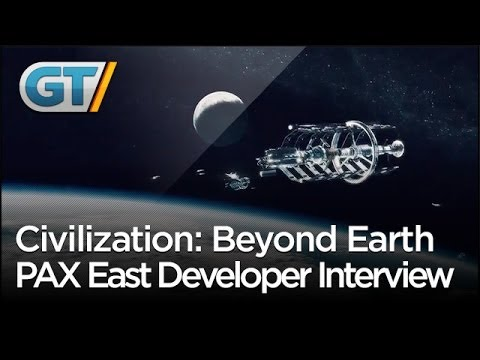 Civilization: Beyond Earth Interview