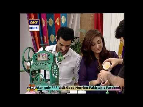 Ayesha Khan GMP-25th Oct 2013-Part 3