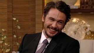 """James Franco """"Embarrassed"""" for Sexting Teen on Instagram"""