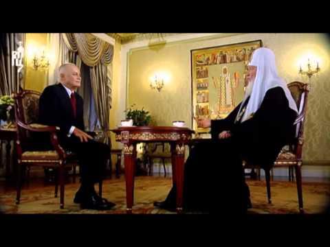 Рождественское интервью Патриарха Кирилла 2014 год.