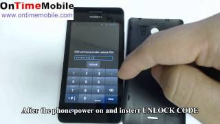 How To Check Ur IMEI And How To Unlock Huawei Valiant Y301
